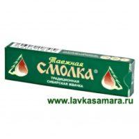 Смолка таежная (натуральная жевательная резинка), 5 шт.
