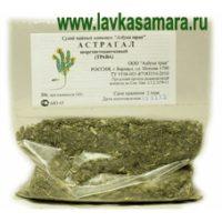 Астрагал шерстистоцветковый трава 20 гр. (Азбука трав)