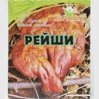 Рейши, гриб 10 гр. (Ganoderma Lucidum, трутовик лакированный, линьчжи, линчи), Азбука трав