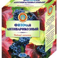 Антиварикозный №34, 20 пакетиков