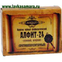 """Фитосбор """"Алфит-24"""" Противопаразитарный"""
