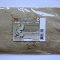 Мука имбирная (имбирь молотый) 150 гр. (Кадр-9)