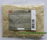 Кунжут белый семена 200 гр. (Здороведа)
