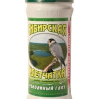 Клетчатка Сибирская Соколиный глаз 280 гр.