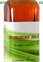 Амарантовое масло пищевое 500 мл. (Эко-Про)