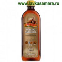 Льняное масло Славянка Арина 500 мл.