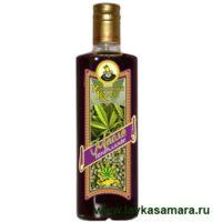 """Конопляное масло """"Масляный король"""" 350 мл. (стекло)"""