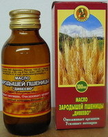 Зародышей пшеницы масло (Дивеево) 100 мл.