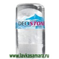 Кристаллический дезодорант Deostone, 100 гр. (стик)