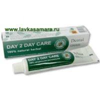 100% натуральная зубная паста DAY 2 DAY CARE