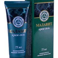 Малавит крем-гель для тела 75мл.