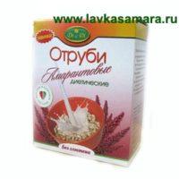 Отруби амарантовые диетические без глютена, 250 гр