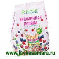 """Клетчатка сибирская """"Витаминная поляна"""" 300 гр."""