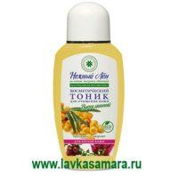 Нежный лен Тоник Витаминный для всех типов кожи 150 мл