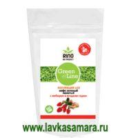 Кофе зеленый молотый LUX, с ИМБИРЕМ и ягодами ГОДЖИ, 150 гр.