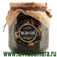Сибирский Иван-чай Выдержанный (стеклянная банка 100 гр.)