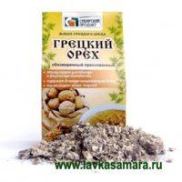 Жмых грецкого ореха 200 гр. (Сибирский продукт)