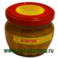 Апиток, медовая композиция, 160 гр. (Мелмур), стекло