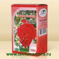 Рябина красная плоды 100г. (Хорст)