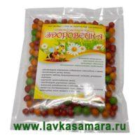 Здоровейка, конфеты с цветочной пыльцой, 100 гр. (Мелмур)