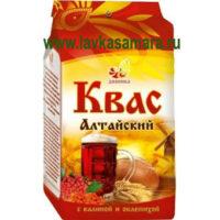 """Квас """"Алтайский"""" с ржаным солодом и ягодами 700 гр. (Дивинка)"""