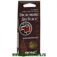 Биокомплекс для волос против выпадения, 3*15 гр. (DNC-ДНЦ)