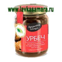 Урбеч из ядер абрикосовых косточек 280 гр. (Биопродукты)