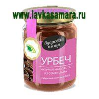 Урбеч из семян льна 280 гр. (Биопродукты)