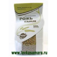 Рожь озимая, зерно для проращивания 500 гр. (Образ жизни)