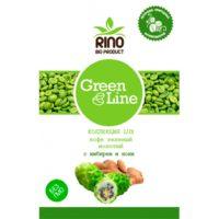 Зеленый кофе с имбирем и нони молотый LUX 150 гр.