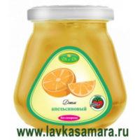 Джем апельсиновый со стевией (без сахара и глютена) 300 гр. (Di&Di)