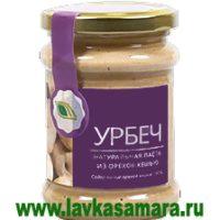 Урбеч, паста из орехов кешью, 280 гр. (Биопродукты)