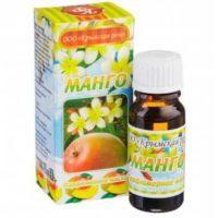 Манго, парфюмерное масло (Крымская роза), 10 мл.