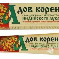 Адов корень – гель для тела с экстрактом индийского лука, 50 гр.