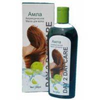 Амла – масло для волос аюрведическое, 200 мл. (Дэй Ту Дэй)
