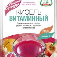 Кисель витаминный форте 20 гр. Леовит