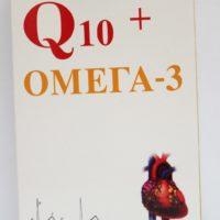 Q10 и Омега3 40 таблеток