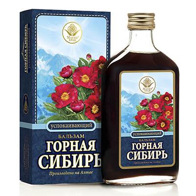 бальзам Горная Сибирь в Самаре