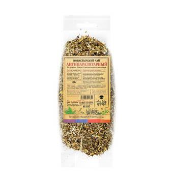 Монастырский чай от паразитов купить в Самаре