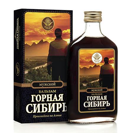 Бальзам Горная Сибирь